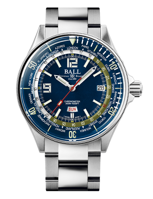 BALL Engineer Master II Chronometer  II