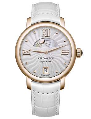 AEROWATCH Ladies Renaissance Day-Night