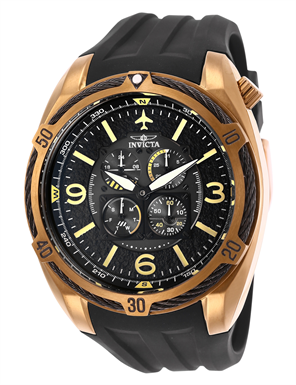 INVICTA Aviator Mens